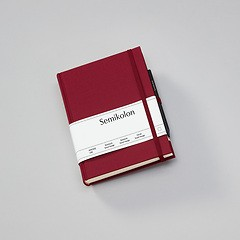 Travel Diary Grand Voyage, 304 pages laid paper, plain, burgundy