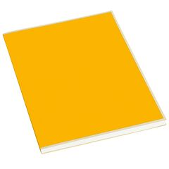 Paperpad (A4) 100 sheets, 80g/m², sun
