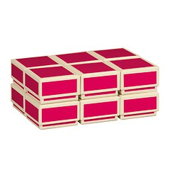 Little Gift Boxes (Set of 12), pink