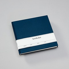 Guestbook, 240 pages, marine