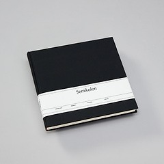 Guestbook, 240 pages, black