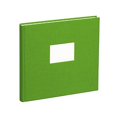 Guestbook, 240 pages, lime