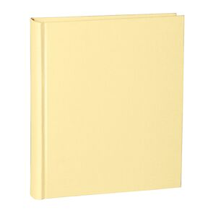 Album Medium, booklinen cover, 80pages, cream white mounting board, glassine paper,chamois