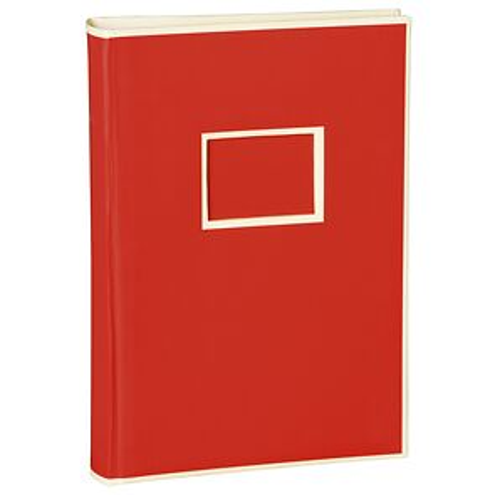300 Pocket Album, 100 pages, photos 10 x 15 cm, red