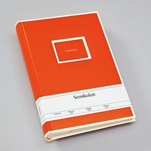 300 Pocket Album, 100 pages, photos 10 x 15 cm, orange