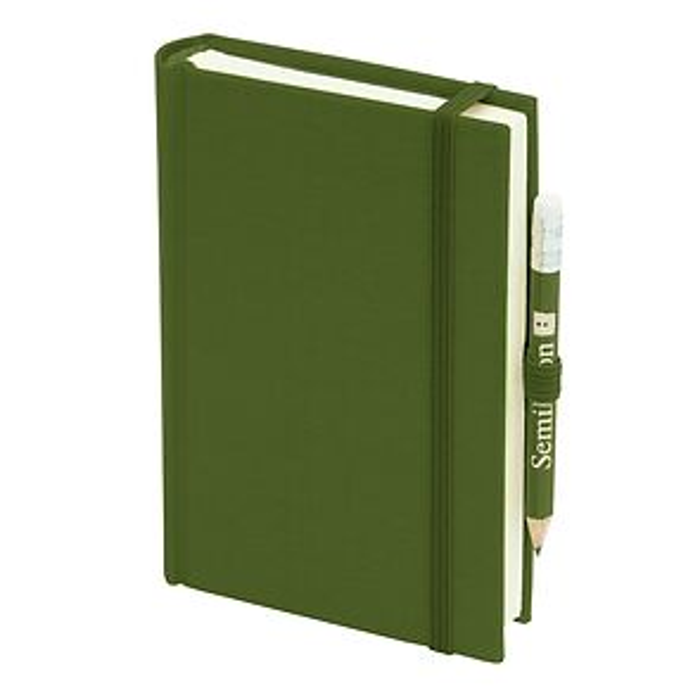 Travel Diary Petit Voyage, 304 pages of laid paper, plain, irish