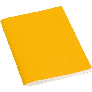 Filigrane Journal A6 with laid paper, 64 pages, plain, sun