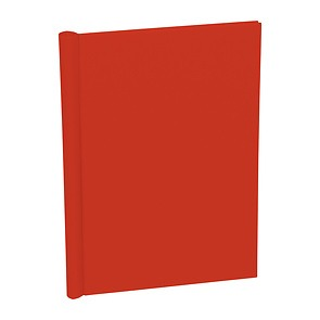 Classical European Clampbinder (A4) 1-100 sheets, red
