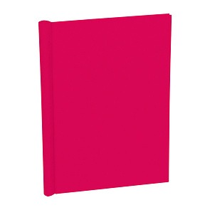 Classical European Clampbinder (A4) 1-100 sheets, pink