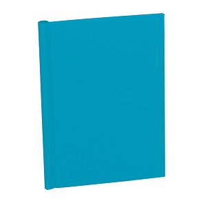 Classical European Clampbinder (A4) 1-100 sheets, turquoise