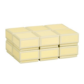 Little Gift Boxes (Set of 12), chamois