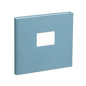 Guestbook, 240 pages, ciel