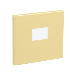 Guestbook, 240 pages, chamois