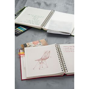 Interno A5 Spiral Notebook