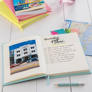 Notebook A5 Classic dotted Miami