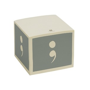 Note Block, 750 sheets, 3.5 x3.5 inch