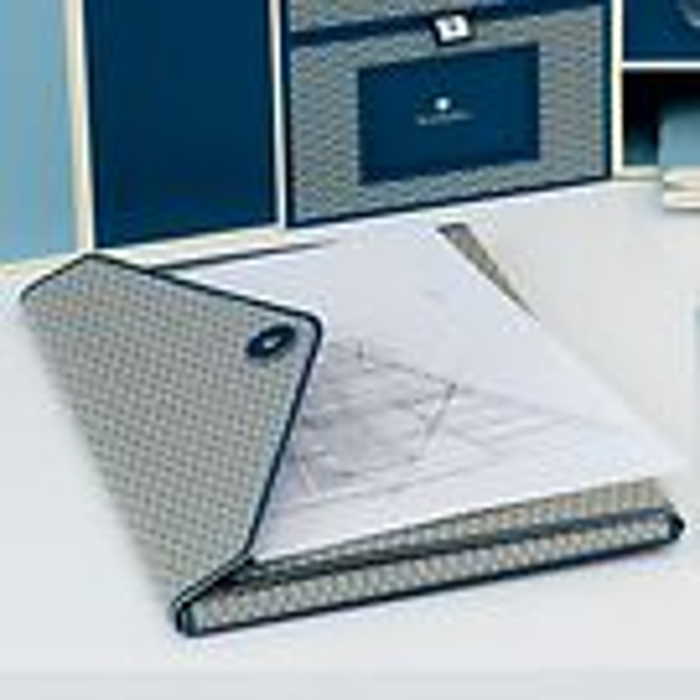 Envelope Folder Seigaiha