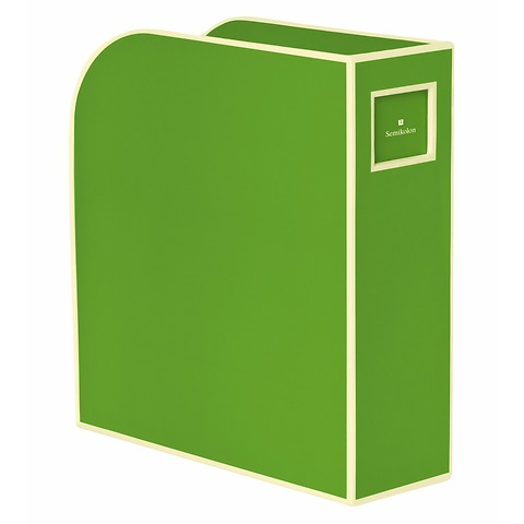 Magazine Box (A4) and letter size, lime