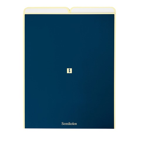 File Folders for Magazine box (A4) and letter size - portrait format, marine