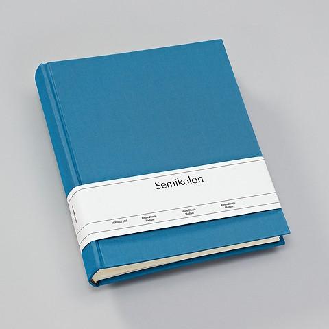 Album Classic Medium, azzurro