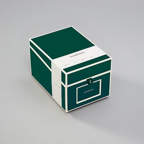 Photograph Box, forest