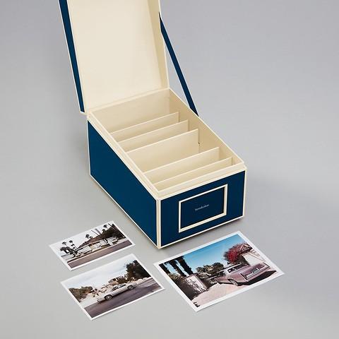 Photograph Box w. 3 index card