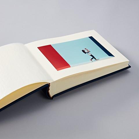 Album Small with linen binding